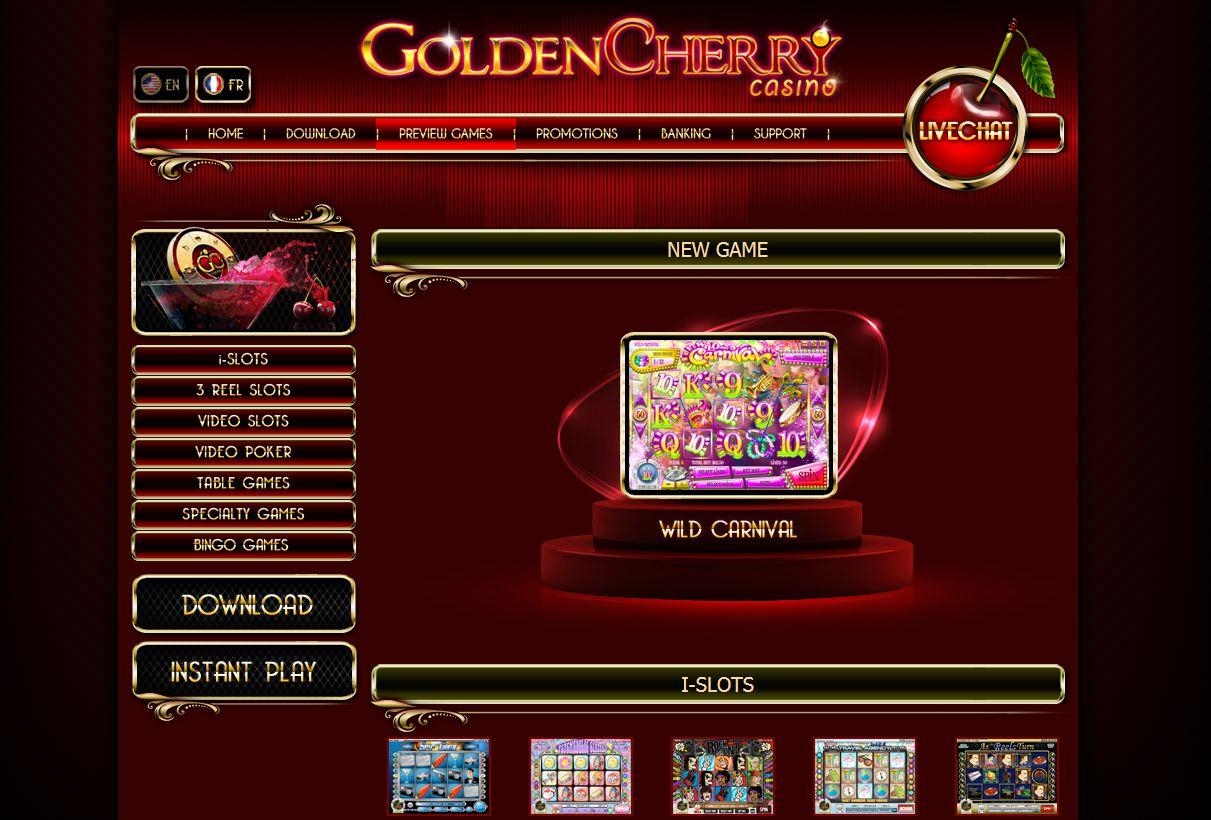 cherry casino aktier
