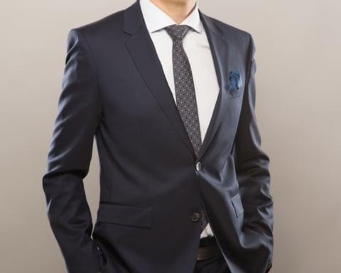 Erik Kristow, ny kommunikationschef på Lotteriinspektionen.