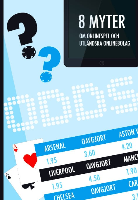 BOS presenterar kartläggning av onlinespelbolag