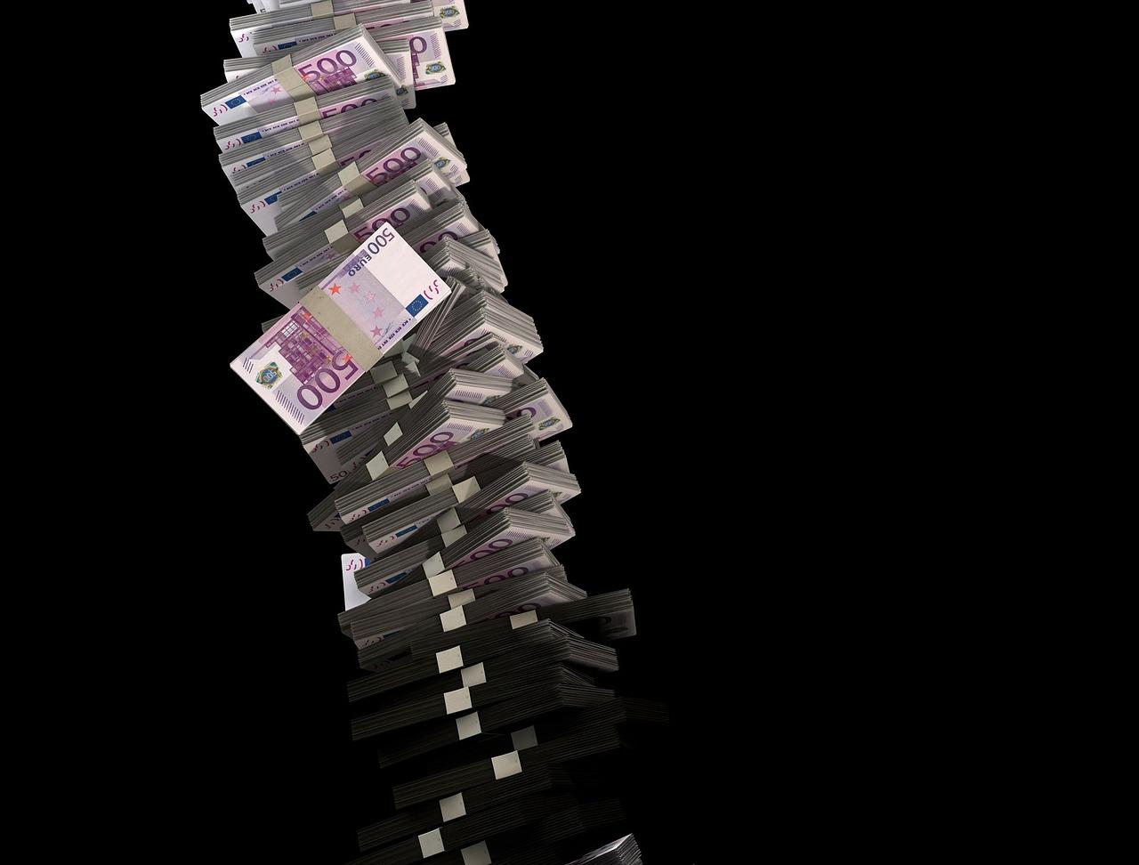finans pengar