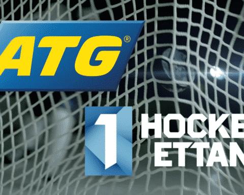 ATG är ny huvudsponsor till Hockeyettan