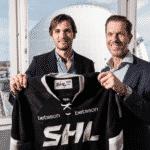 Betsson förlänger sitt sponsoravtal med SHL