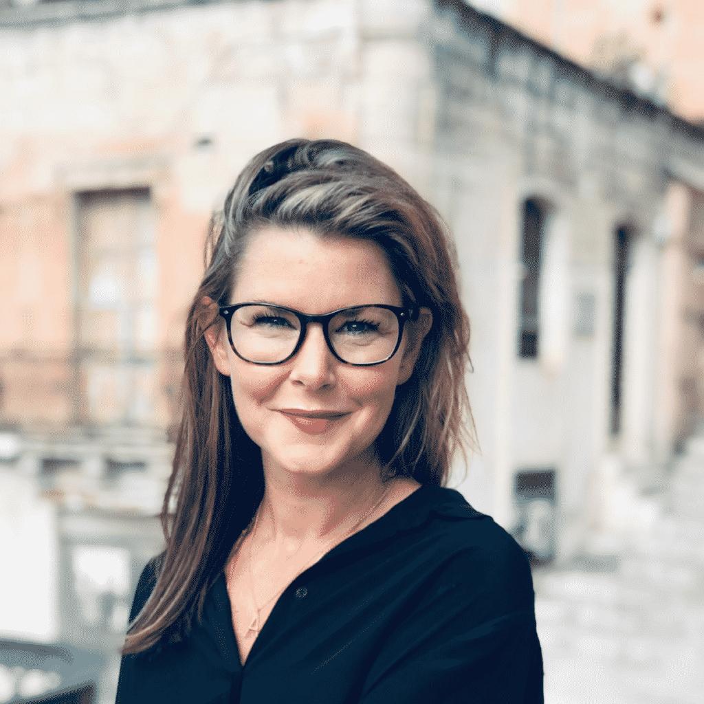 Petra Blixt är ny på Svenska Spel. Hon kommer tidigare från LeoVegas.