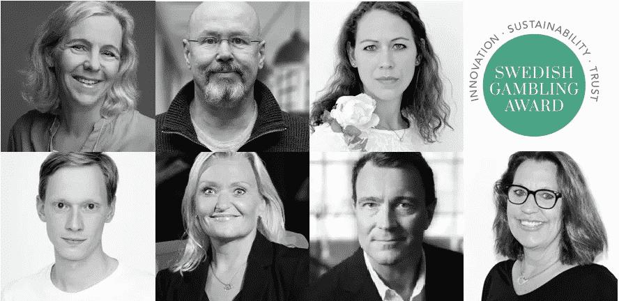 Jury i Swedish Gambling Award 2020