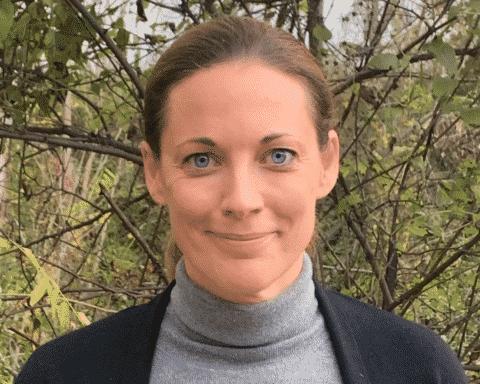 Kajsa Nylander, hållbarhetschef på Svenska Spel