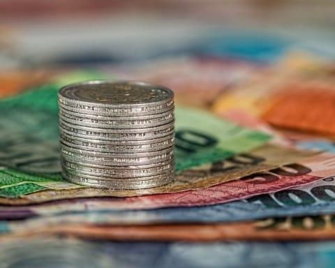 Pengar penningtvätt