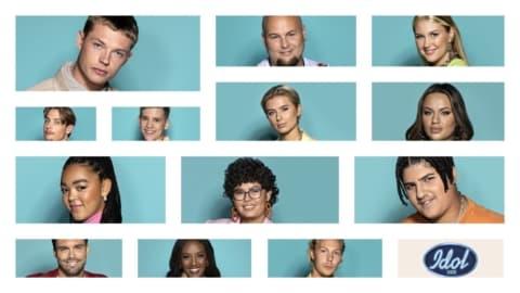 Idol 2020 Pressfoto TV4