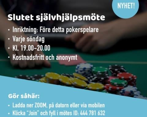 Spelfriheten Poker