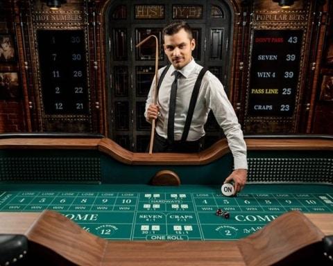 Live Casino Craps