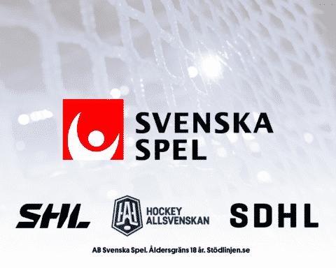 Svenska Spel sponsring ishockey