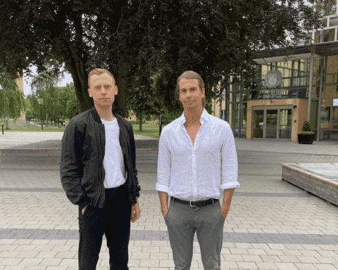 Tobias Åberg Jimmie Karlen